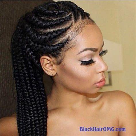 braids hairstyles best 25 american braids ideas on