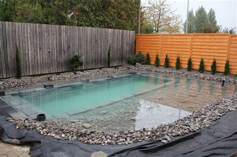 how to build a pool in your backyard this swiss and build epic diy swimming