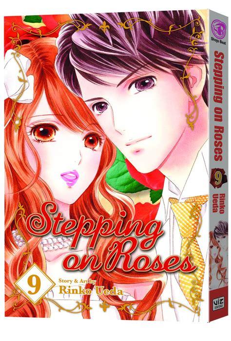 stepping on roses rinko ueda fresh comics