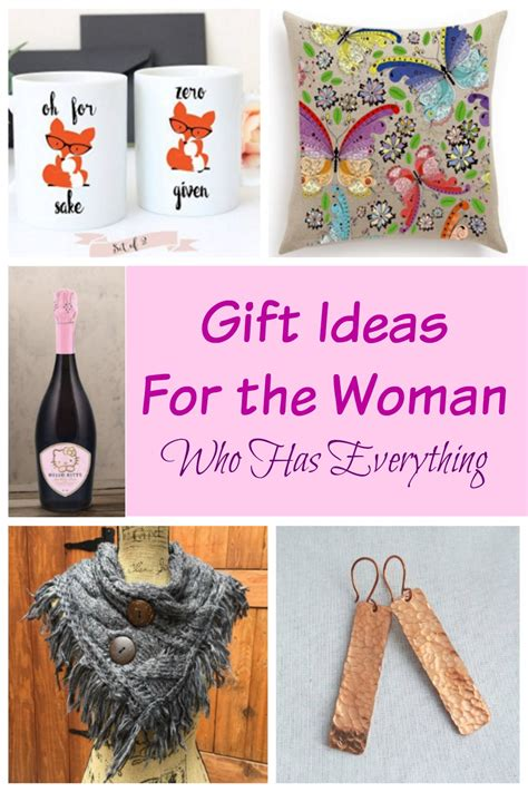 womens gift ideas for gift ideas for the who has everything