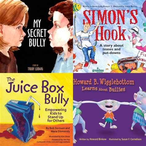 bullying picture books best books about bullying popsugar