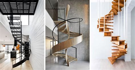 Pool Houses Designs 16 modern spiral staircases found in homes around the