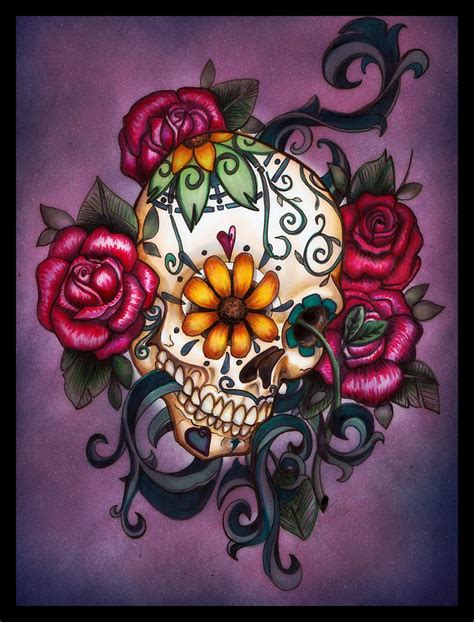 for sugar skull sugar skull on sugar skull dia de and