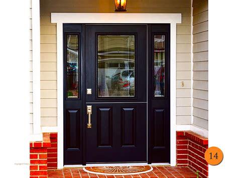 front exterior door trendy black front doors for 2017 todays entry doors