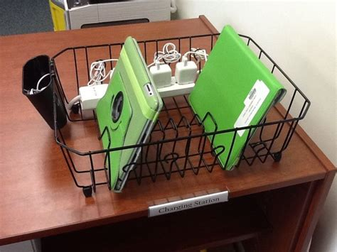 diy chromebook charging station 1000 images about management on