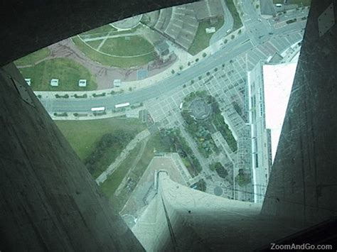 glass toronto toronto cn tower glass floor been there done that