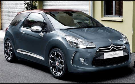 Ds3 Citroen by 2011 Citroen Ds3 Widescreen Car Wallpaper 09 Of 38