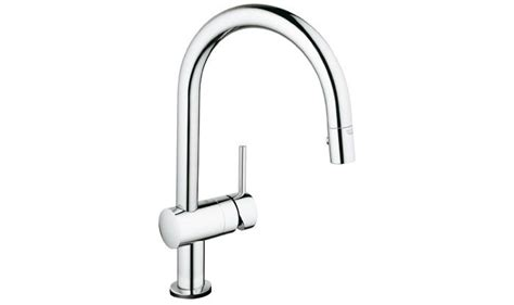 mitigeur 233 vier grohe minta touch avec douchette extractible 31358000