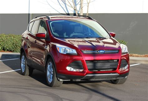 Small Cars With Great Gas Mileage by 2014 Ford Escape Great Small Suv Not So Great Gas Mileage