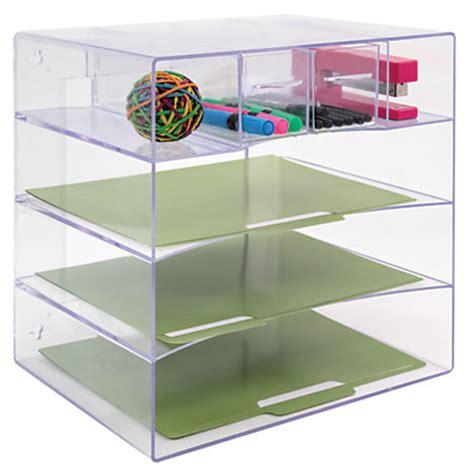 office depot desk organizers innovative storage designs desktop organizer 6