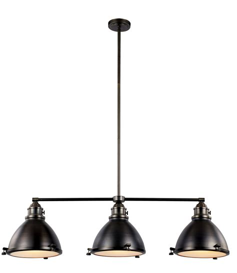 vintage pendant lights for kitchens transglobe lighting vintage 3 light kitchen island pendant