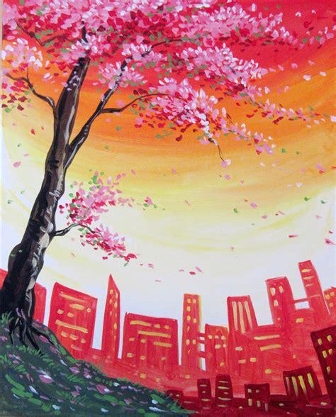 paint nite honolulu happy hour paint nite 20 so beautiful brown