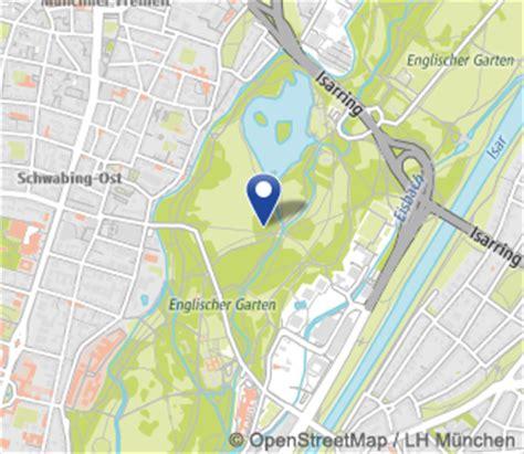Englischer Garten München Sehenswürdigkeiten by Englischer Garten In M 252 Nchen Das Offizielle Stadtportal