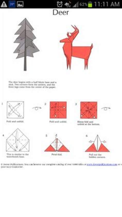 how to make an origami deer origami deer craft ideas deer