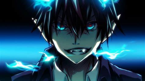blue exorsist anime blue exorcist wallpapers desktop phone tablet