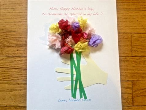 mothers day cards for early years to make mothers day cards crafts
