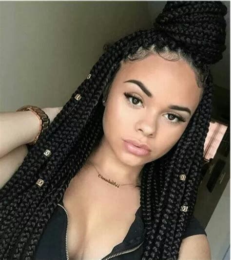 braid styles with 25 best ideas about box braid styles on box