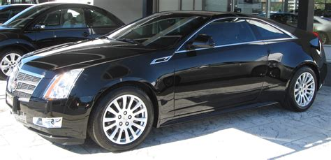Used Cadillac Cts Coupe 2010 by 2010 Cadillac Cts Coupe Pictures Information And Specs