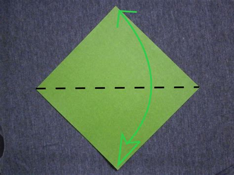Katakoto Origami Basic Technique Quot Mountain Fold Quot