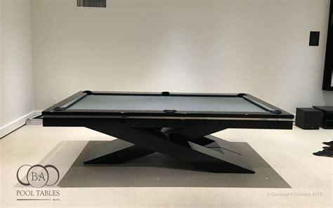 modern pool table contemporary pool tables modern pool tables custom