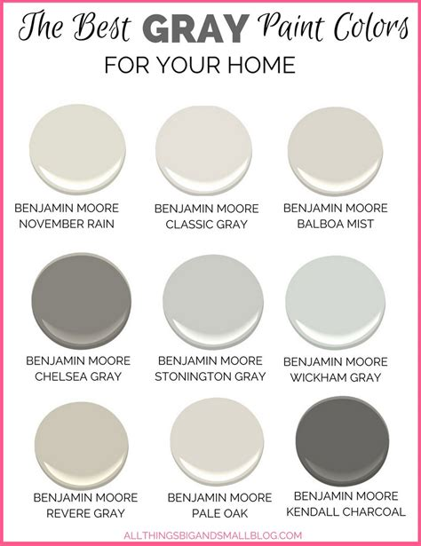 gray paint color gray paint colors for your home best benjamin