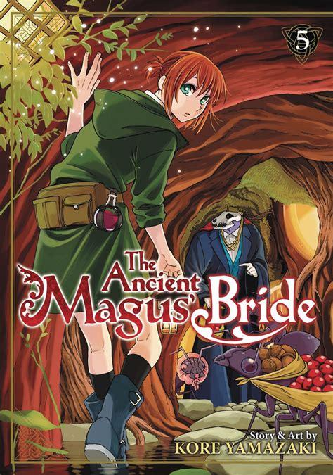 the ancient magus vol 3 kore yamazaki fresh comics