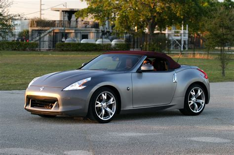 2010 Nissan 370z by 2010 Nissan 370z Review Top Speed