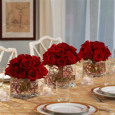 small table decorations 30 eye catching table centerpieces ideas