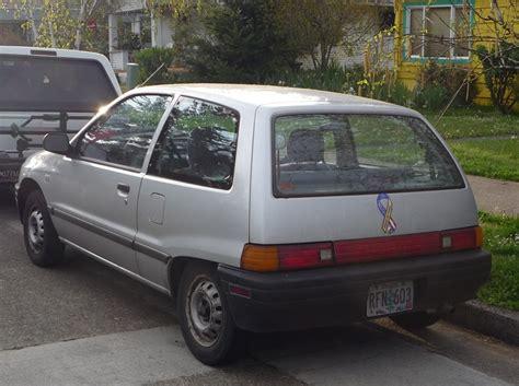 1989 Daihatsu Charade by 1989 Daihatsu Charade Image 28