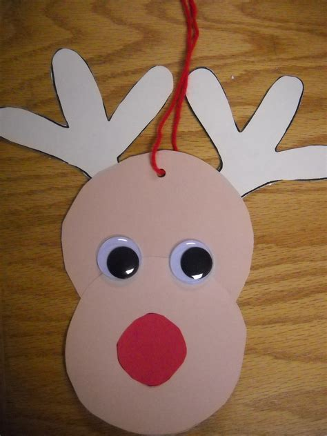 reindeer craft dmtaylor321 just another site page 3