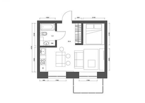 micro apartments floor plans best 25 small apartment plans ideas on small