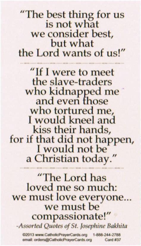catholic prayer quotes on catholic saints prayer quotesgram
