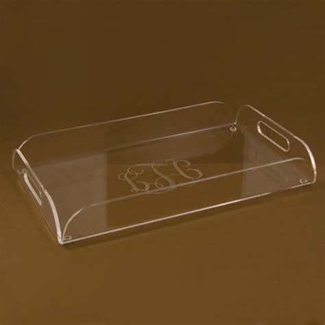 large acrylic personalized large acrylic tray