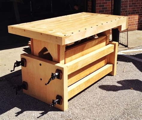 woodworking bench height 100 woodworking bench adjustable height woodworking