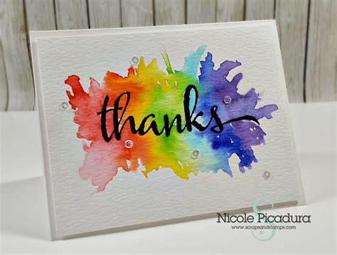how to make watercolor cards best 25 watercolor cards ideas on