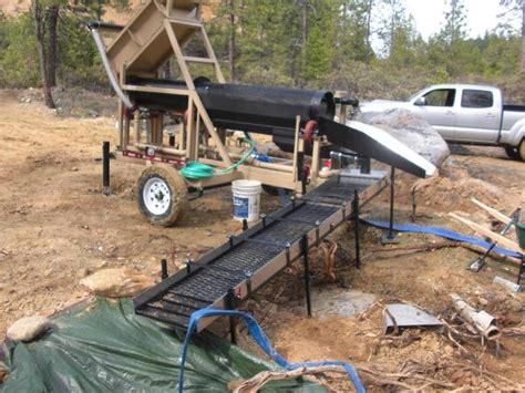 gold trommel design portable gold trommels by heckler fabrication mining equipment