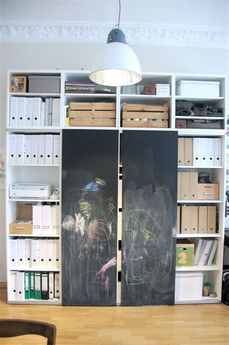blackboard paint mdf 15 best images about besta book storage on