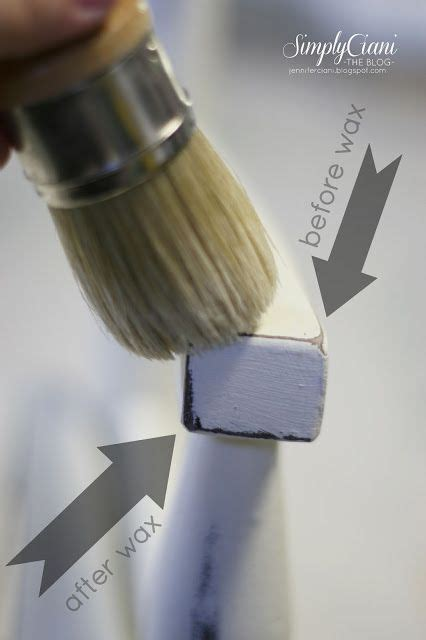 chalk paint and wax tutorial chalk paint tutorial sloan chalk paint and
