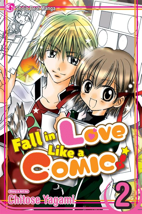 Fall In Like A Comic Vol 2 Book By Chitose Yagami