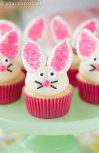 cupcakes decoration best 20 bunny cupcakes ideas on easter