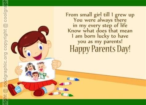 card ideas for parents day anniversary quotes for parents from in