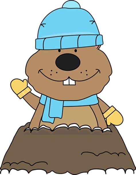 groundhog day graphics winter groundhog clip winter groundhog image