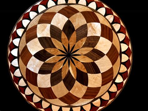 inlay patterns woodworking wood floor medallions inlay designs