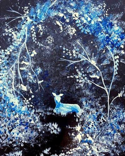 groupon paint nite deer paint nite always my deer
