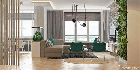 minimalist apartments adding the decorative plants for minimalist apartment