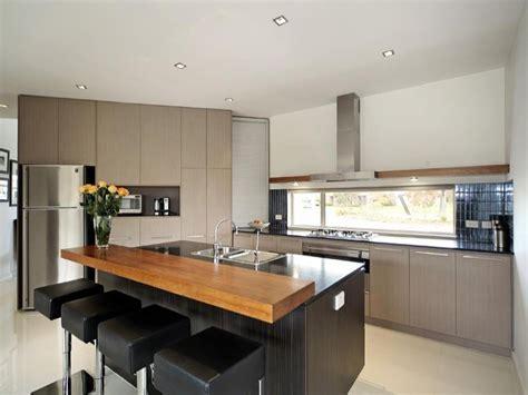 modern kitchen with island designs modern island kitchen design using granite kitchen photo