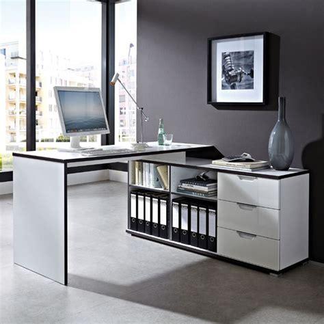 arctic office furniture arctic home office corner computer desk in white 25432