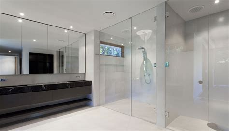 Frameless Tub Shower Doors by Custom Glass And Mirrors In Fort Lauderdale Giant Glass