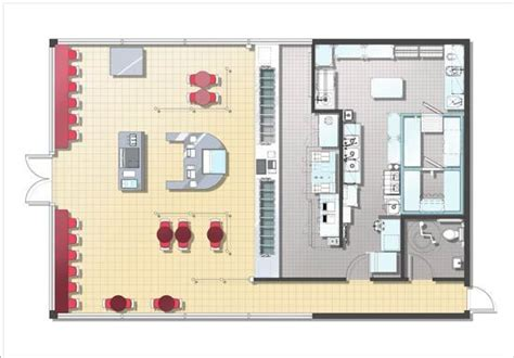 fast food restaurant floor plan fast food restaurant floor plan by restaurant consultants