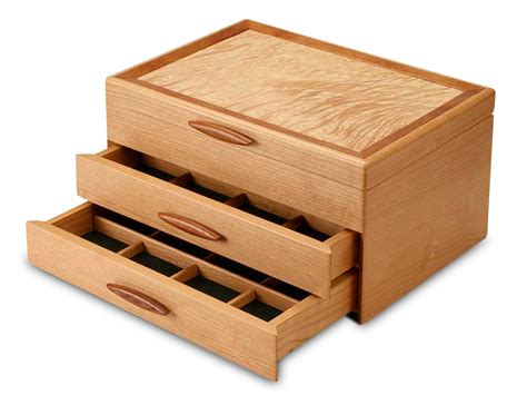 jewelry boxes handmade wooden jewelry boxes for and